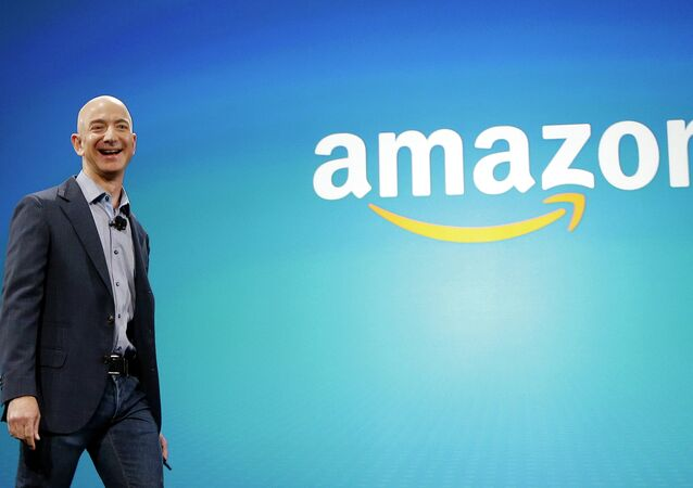 Jeff Bezos, proprietario di Amazon e del Washington Post