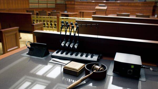 tribunale - Sputnik Italia