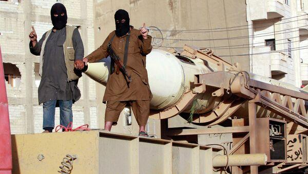 Combattenti dell'ISIS - Sputnik Italia