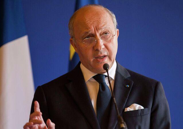 Laurent Fabius (foto d'archivio)