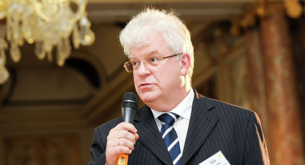 Vladimir Chizhov, rappresentante permanente Russia presso UE
