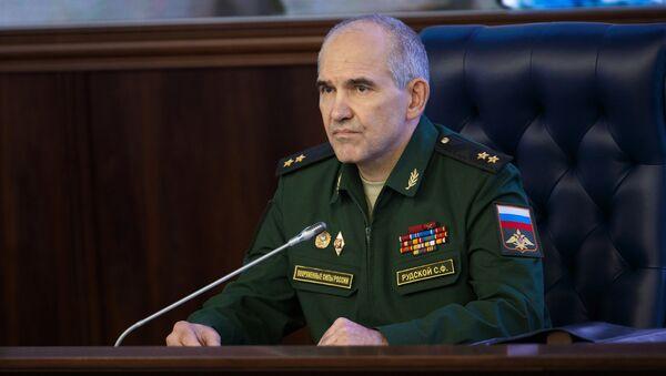 Il tenente generale Sergei Rudskoy - Sputnik Italia