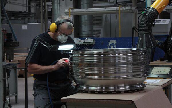 Lo stabilimento Saturn - Sputnik Italia