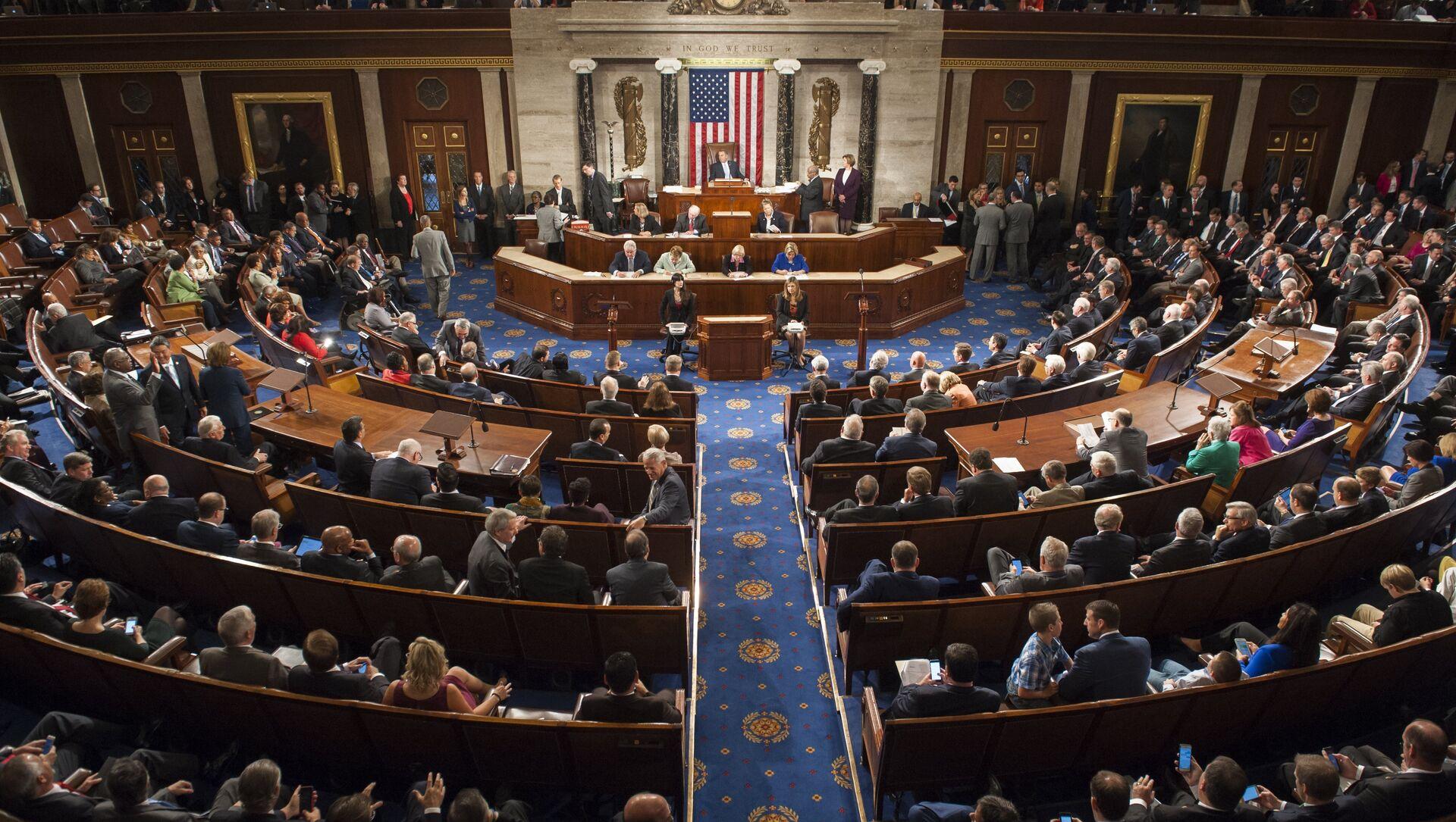 USA, decine di ex deputati repubblicani potrebbero formare un nuovo partito di centrodestra - Sputnik Italia, 1920, 11.02.2021