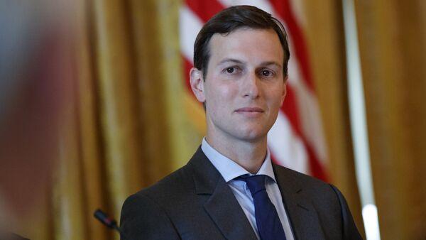 Il consulente senior e genero del presidente Usa Donald Trump Jared Kushner - Sputnik Italia