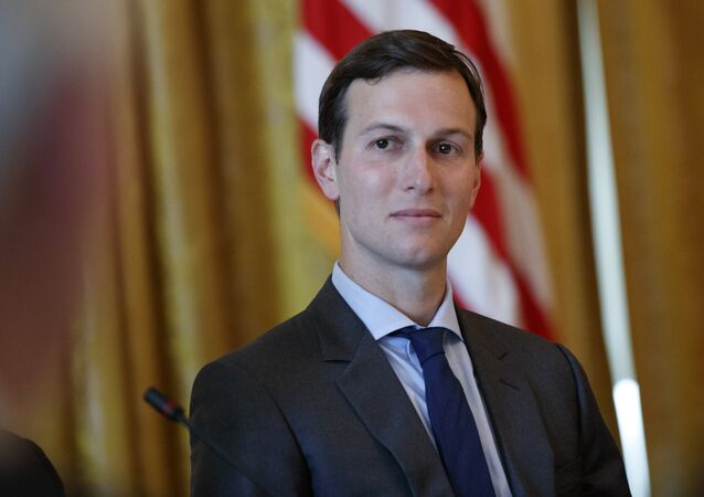 Jared Kushner, senior advisor e genero del presidente americano Donald Trump