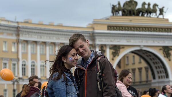 L'amore per le strade della Russia - Sputnik Italia