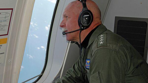 L'ammiraglio capo della flotta del pacifico americana, John Swift - Sputnik Italia