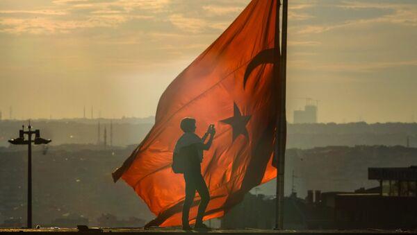 Turkish flag - Sputnik Italia