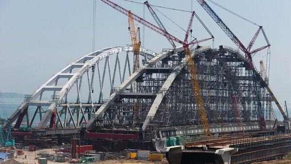 Il ponte di Kerch - Sputnik Italia