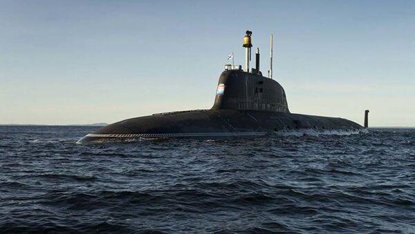 Подводная лодка проекта Ясень-М - Sputnik Italia