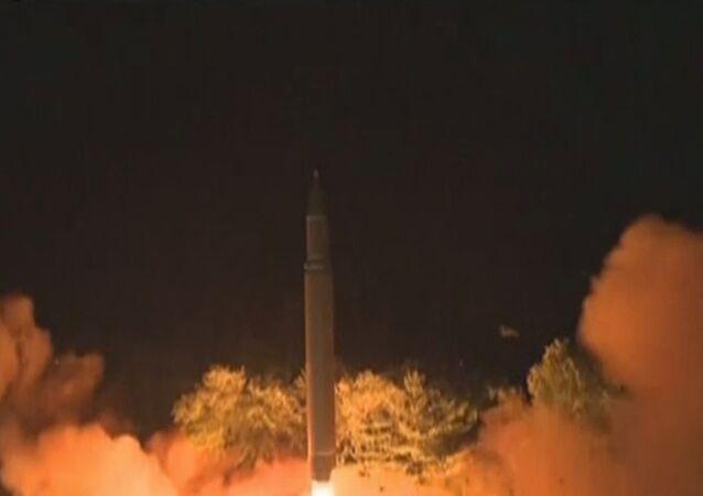 Il recente test missilistico della Corea del Nord
