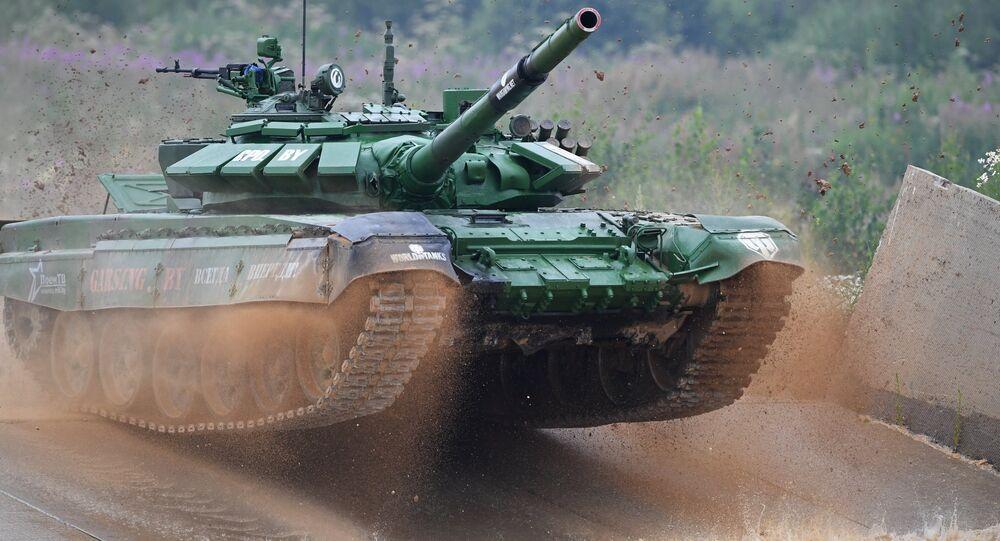 Biathlon dei carri armati