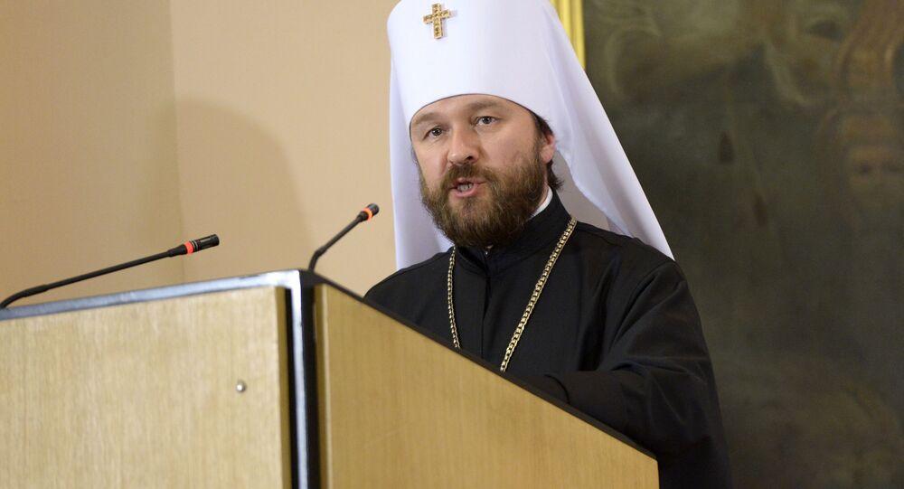 Metropolita della Chiesa Ortodossa Russa Hilarion