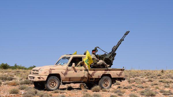 Hezbollah in Jaroud Aarsal - Sputnik Italia