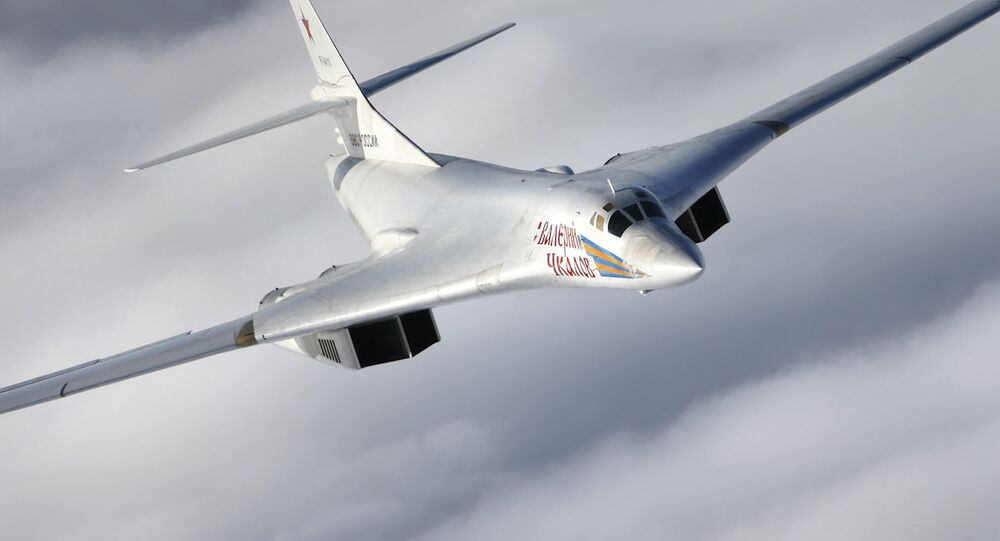 Bombardiere strategico Tu-160