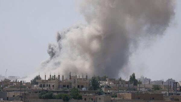 Raqqa, Siria - Sputnik Italia