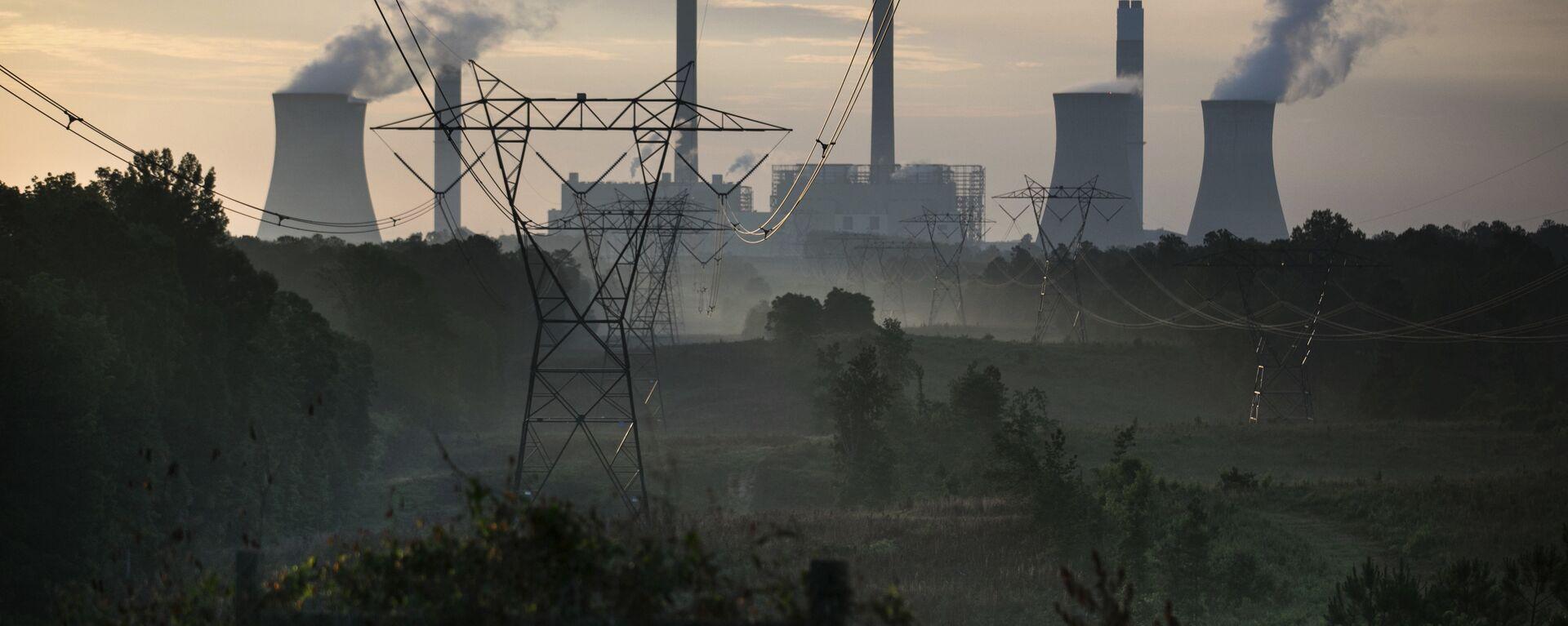 Inquinamento dell'ambiente - Sputnik Italia, 1920, 04.08.2021