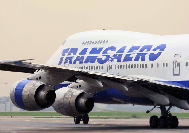 Boeing della Transaero