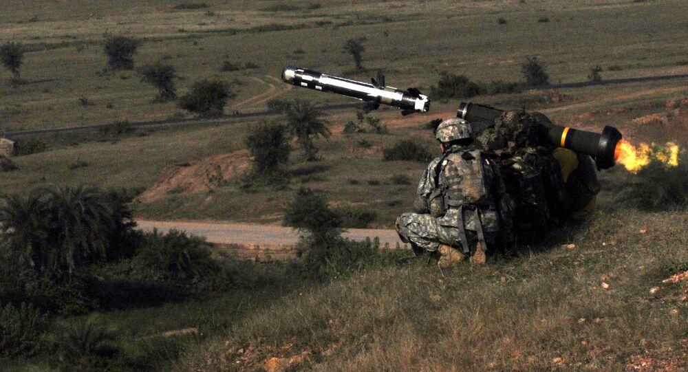 Missile anticarro Javelin