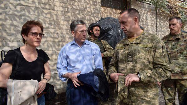 Il rappresentante speciale Usa per l'Ucraina Kurt Volker - Sputnik Italia