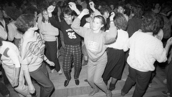 Discoteca anni '80 - Sputnik Italia