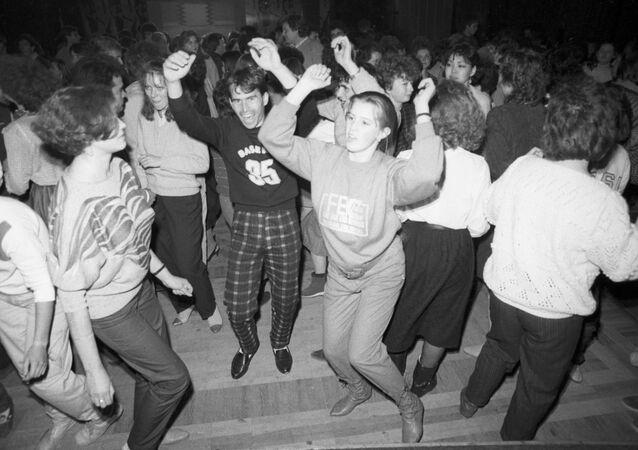 Discoteca anni '80