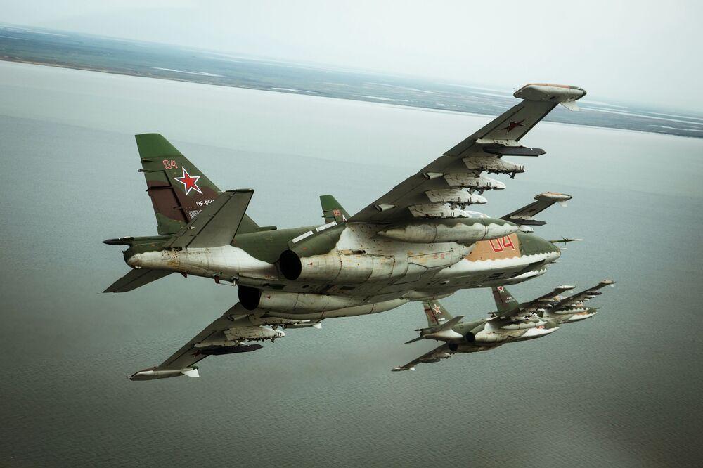 Nei cieli di Russia e del mondo intero, i 105 anni dell'Aviazione russa