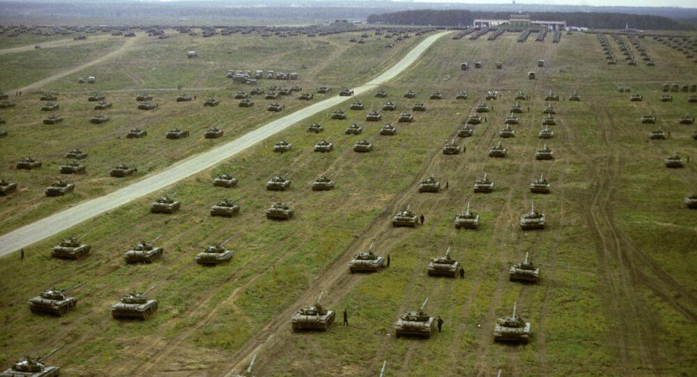 Zapad-81 military exercise