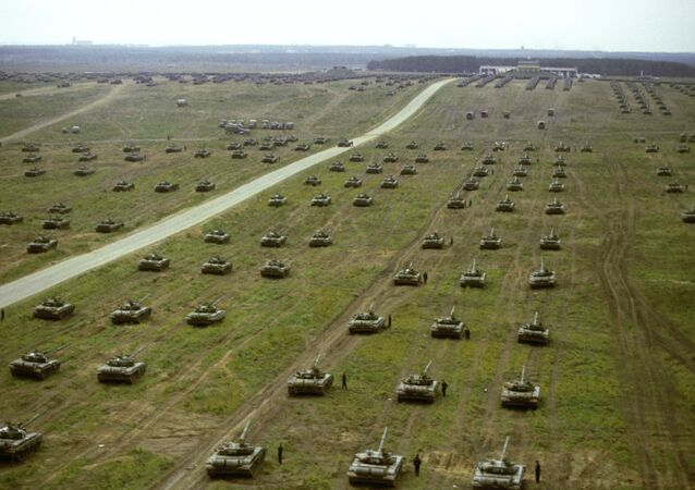 Zapad-81 military exercise