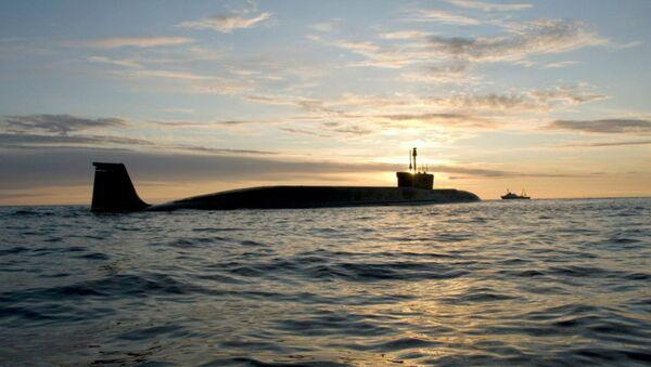 Sottomarino Classe Borey - Sputnik Italia