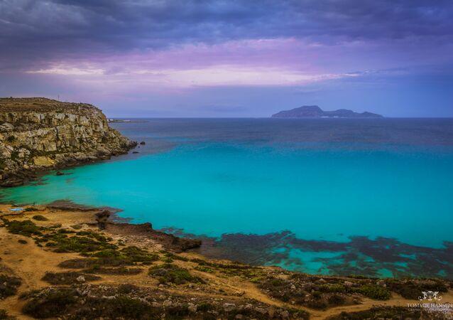 La regione italiana di Sicilia