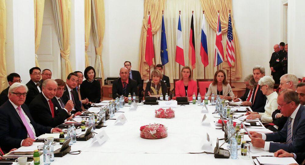 I negoziati del Sestetto sul nucleare iraniano, 2015