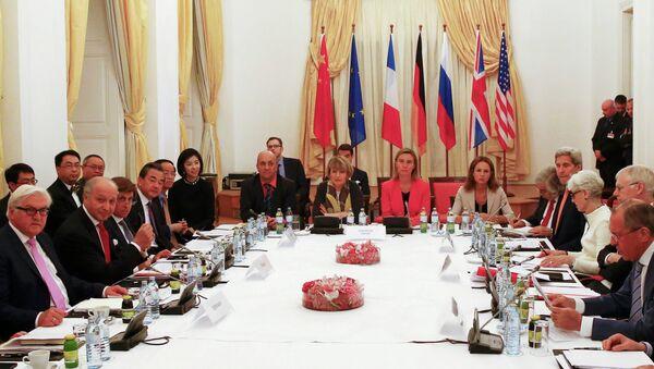 I negoziati del Sestetto sul nucleare iraniano, 2015 - Sputnik Italia