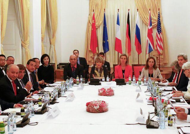 Iran, P5+1 meeting