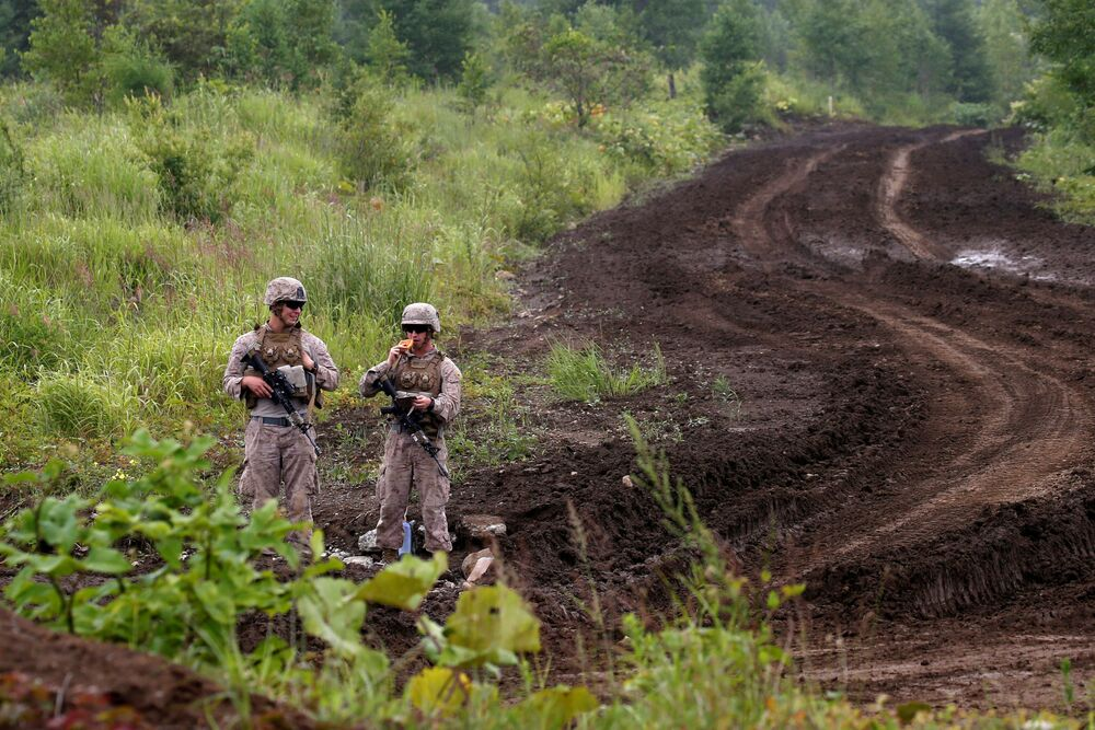 Esercitazioni USA-Giappone ad Hokkaido