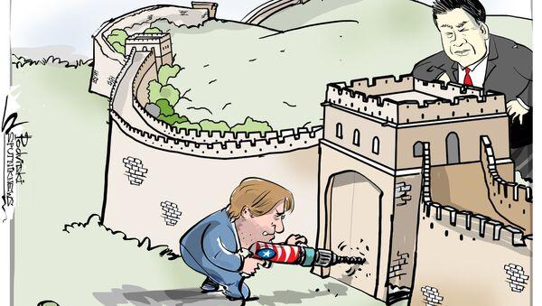 Usa e Cina - Sputnik Italia