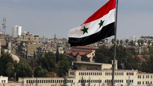 Damasco, Siria - Sputnik Italia