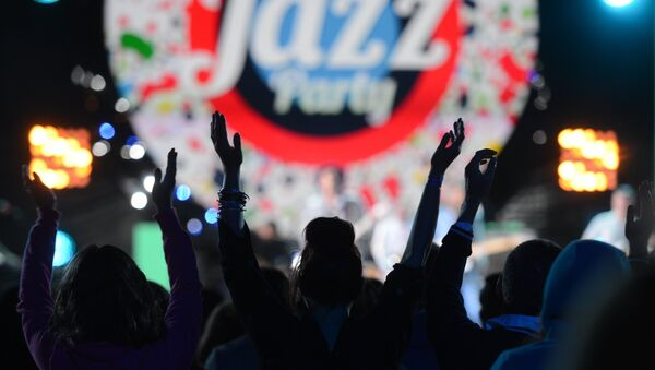 Festival internazionale del  Koktebel Jazz Party - Sputnik Italia