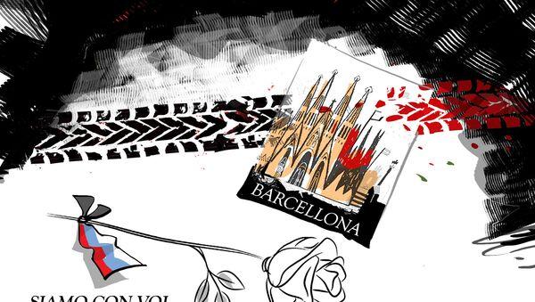 Cordoglio alla Spagna - Sputnik Italia