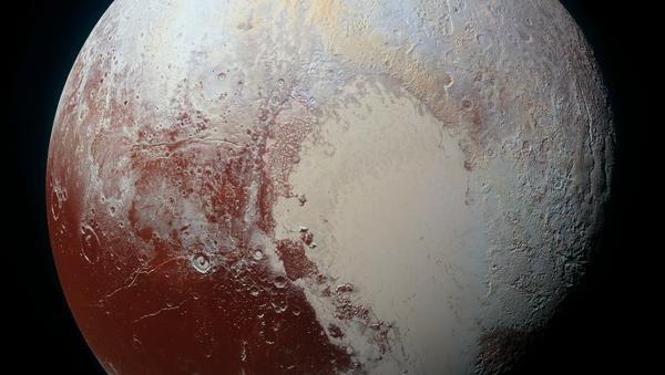 Plutone - Sputnik Italia