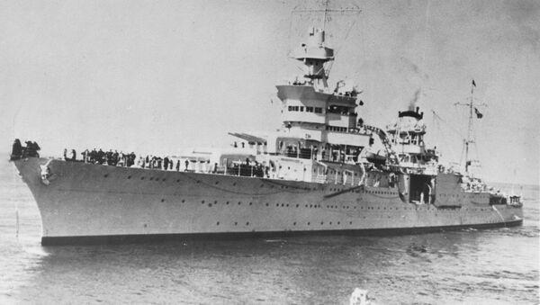 USS Indianapolis - Sputnik Italia