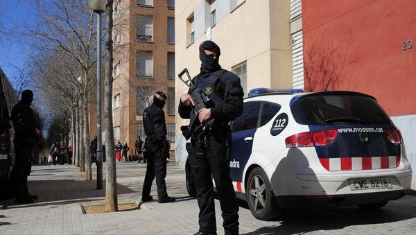 Polizia catalana - Sputnik Italia