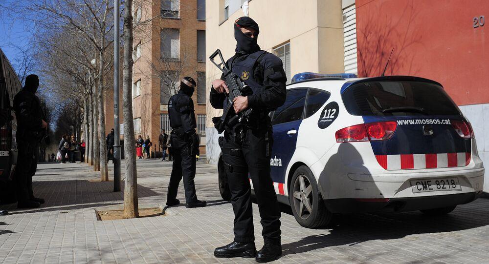 Mossos d'Esquadra, polizia regionale catalana (foto d'archivio)