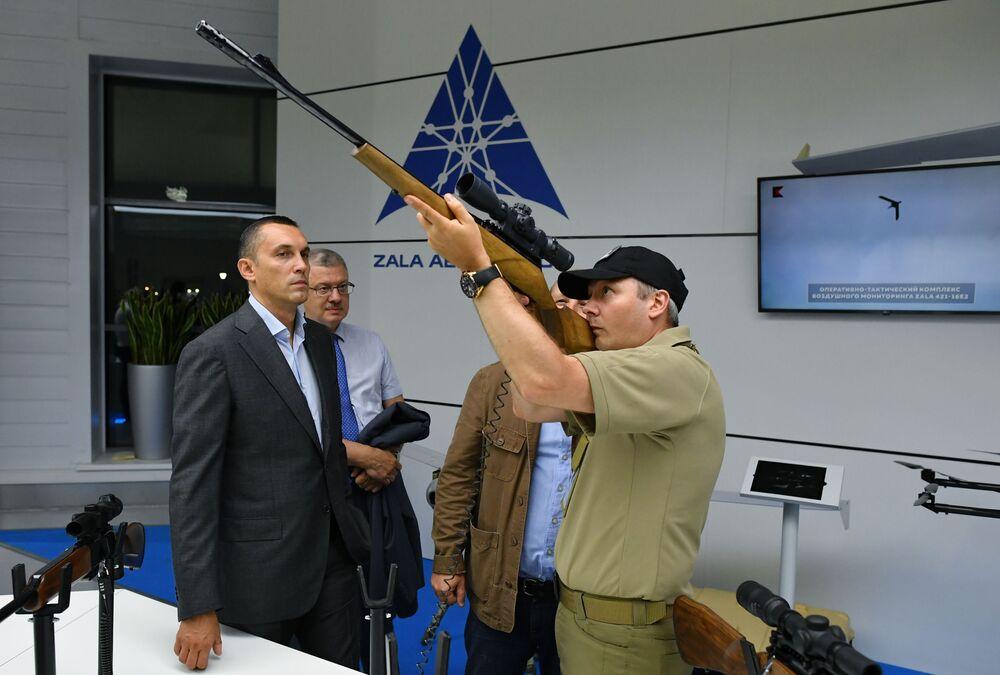 Le novità firmate Kalashnikov al forum Armiya 2017