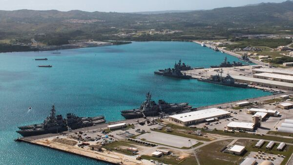 Isola di Guam - Sputnik Italia