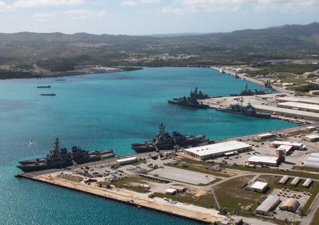Isola di Guam