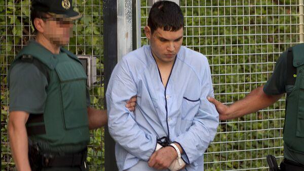 Uno dei sospettati organizzatori dell'attentato a Barcelona - Sputnik Italia