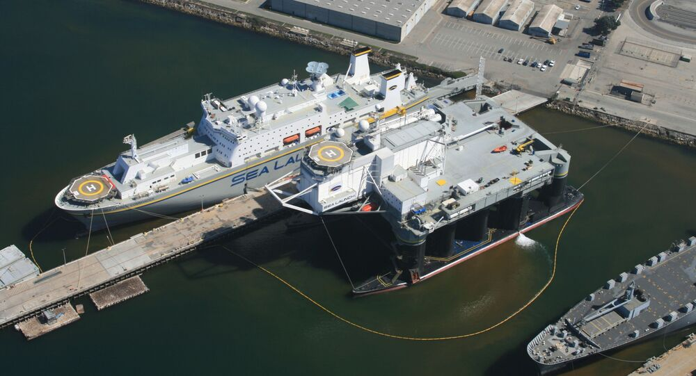 Cosmodromo galleggiante Sea Launch