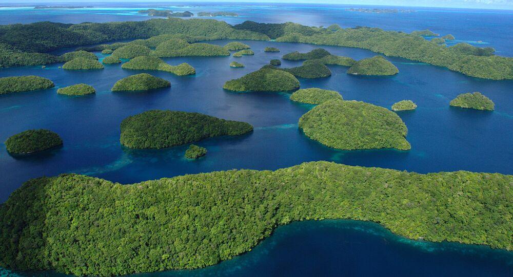 Isole di Palau
